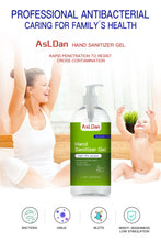 Load image into Gallery viewer, ASLDAN Hand Sanitiser 500ml (75% Alcohol) – 1 Carton of 20 Bottles Available Now (MIN ORDER is 1 CARTON) PUDA500001-CTN