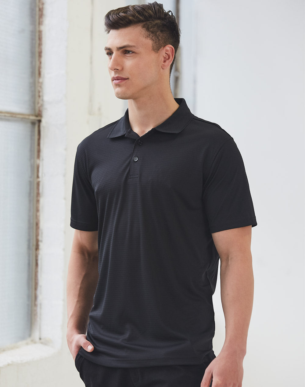 Icon Polo Mens (pack of 5) - PS75-PK5