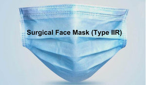 Medical Type IIR Splash Resistant 3Ply Surgical Mask - 2,000 Pieces per Carton (TGA, FDA & CE Certified). Available Now! (MINIMUM ORDER 1 CARTON). Code: barrier3-CTN