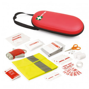 First Aid Kit with 40 pcs  (pack 25) - FA117-CTN