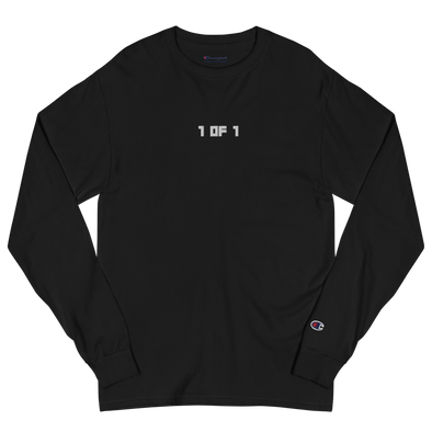 1 OF 1 // LONG SLEEVE