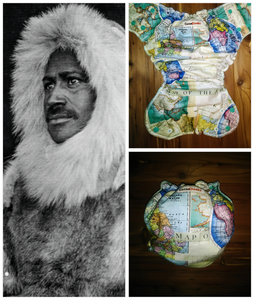 Matthew Henson -Travel In Time Collection