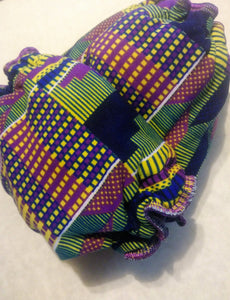 Kente Cloth CocoaFit- Unisex