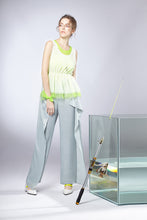 Load image into Gallery viewer, Drapery Ruffle Wide-leg Pants