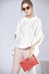 Dolman-sleeved Shirt