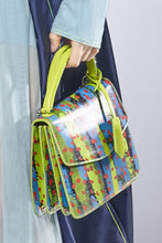 Load image into Gallery viewer, Safari Printed Leather HandBag