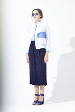 Load image into Gallery viewer, Pleated Ribboning Culottes
