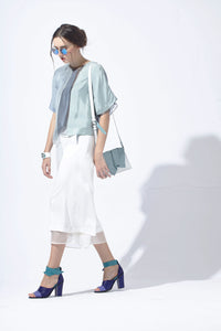 Two-cuff Layering Culottes