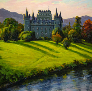 Paintings of Scotland