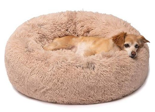 Calming Donut Dog Bed