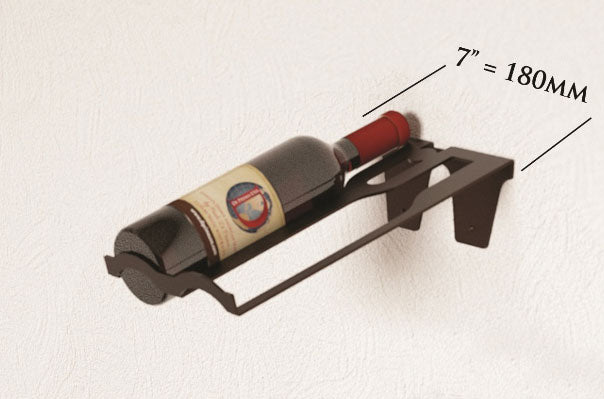 WRD002 - DIRECTION DESIGN 2 BOTTLE WINE RACK