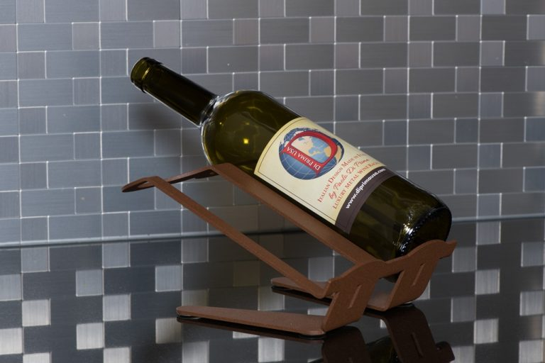Venetian Freestanding Table Wine Rack - 2 Bottle Rack