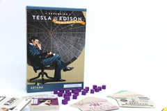 Tesla vs. Edison: Powering Up Expansion