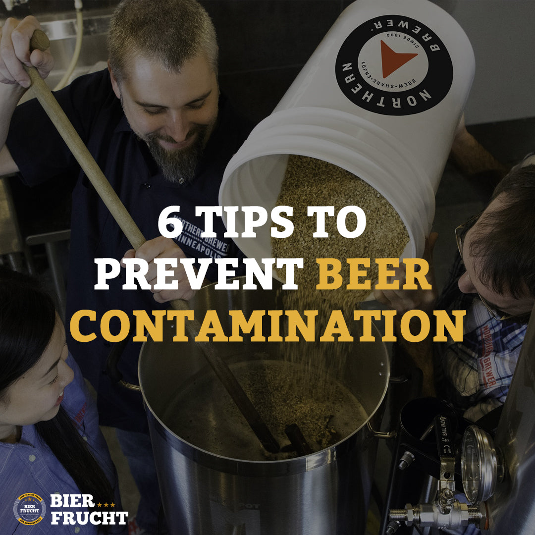 6 Tips To Prevent Beer Contamination