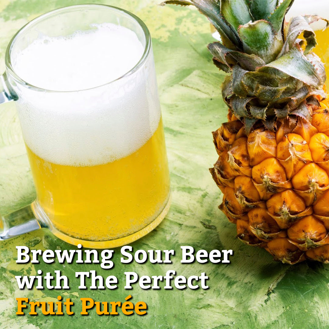 Brewing Sour Beer with The Perfect Fruit Purée