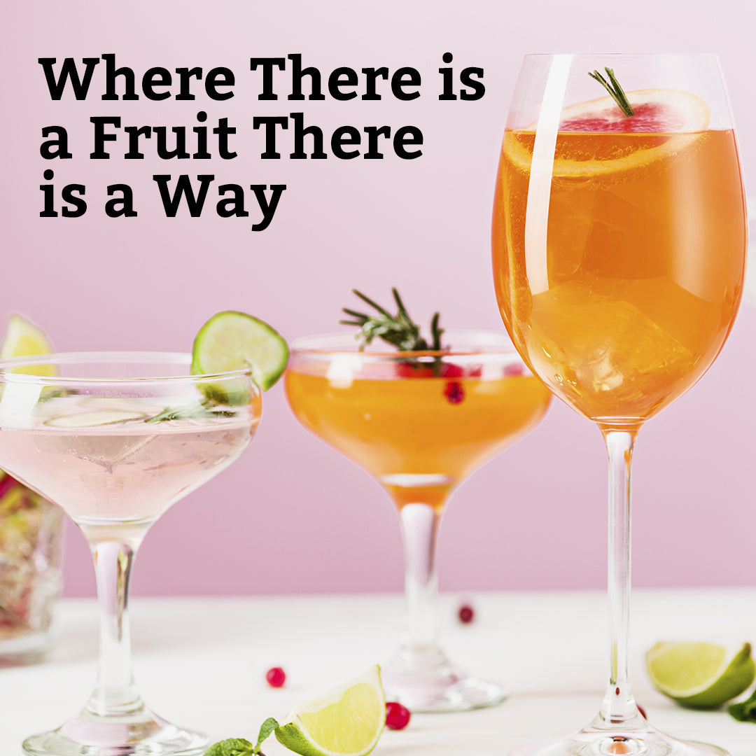 Where There is a Fruit There is a Way