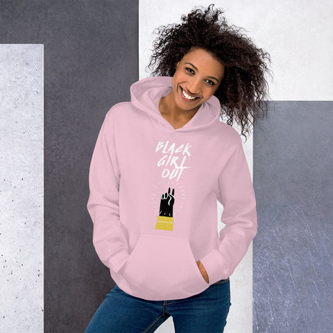 'Black Girl Out' the hoodie