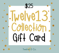 Twelve13 Collection Gift Card - Twelve13Co