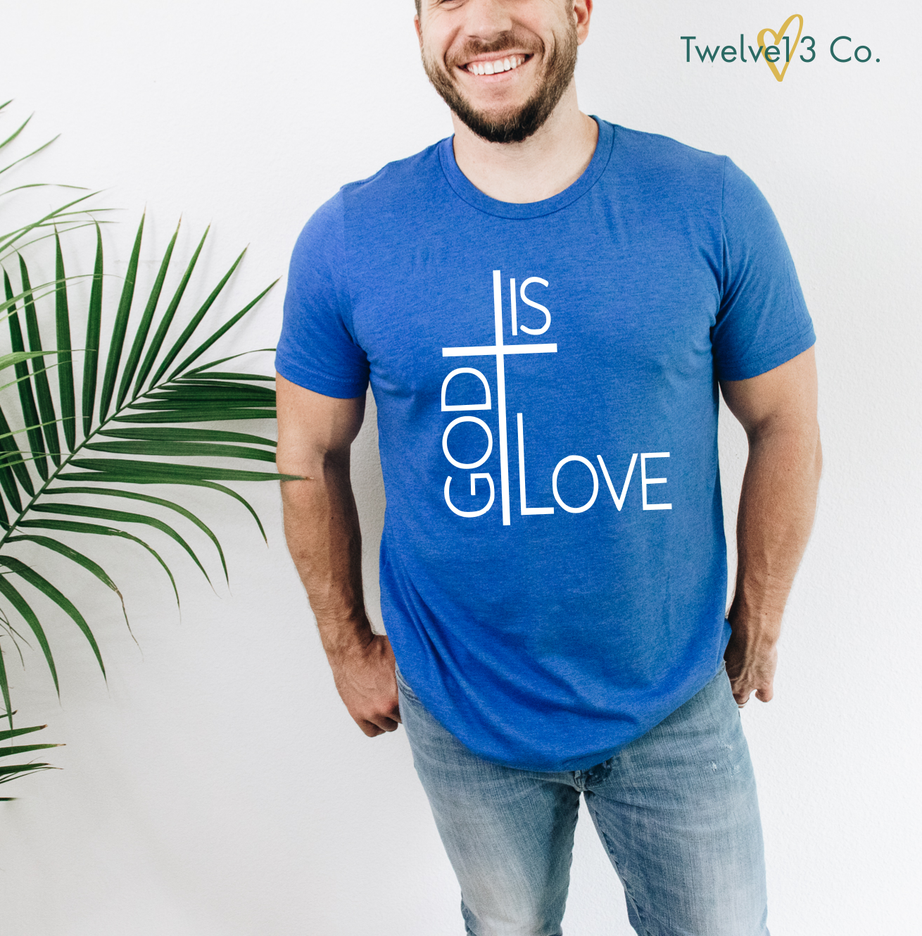 God is Love Unisex Shirt