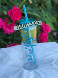 Personalized Skinny Tumbler - Twelve13Co