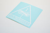 1st Armored patch Vinyl Decal