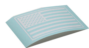 US Flag Vinyl Decal
