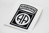82nd Airborne Vinyl Decal