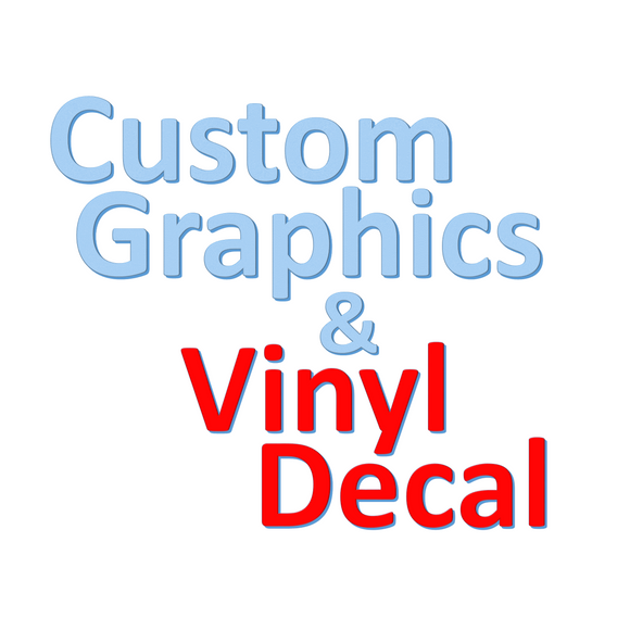 Custom Vinyl Decal