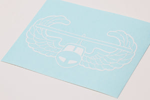 Air Assault vinyl decal