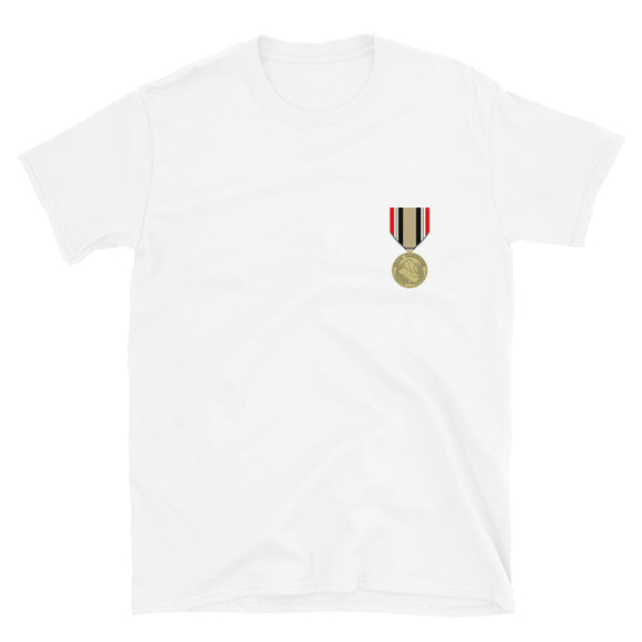 Iraq Campaign medal Short-Sleeve Unisex T-Shirt