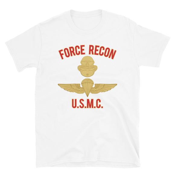 Force Recon Parachutist Combatant Diver Short-Sleeve Unisex T-Shirt