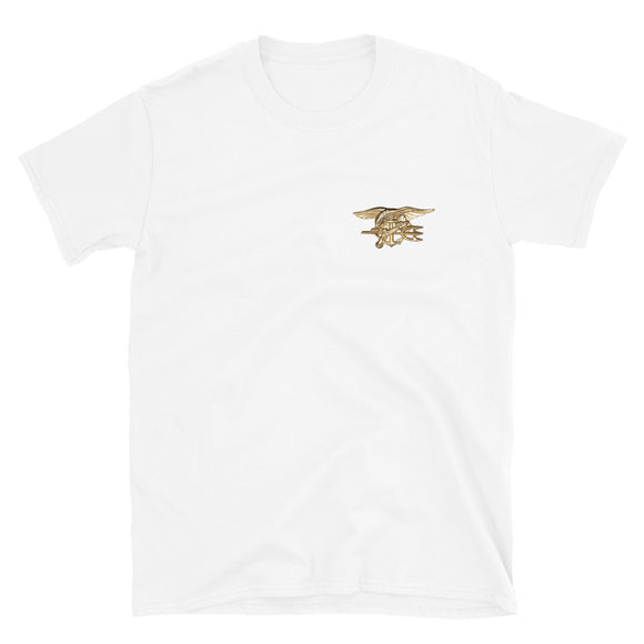 Navy SEALs Trident Short-Sleeve Unisex T-Shirt