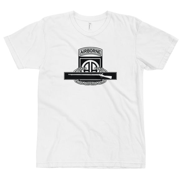 82nd Airborne Combat Infantry Badge (CIB) T-Shirt