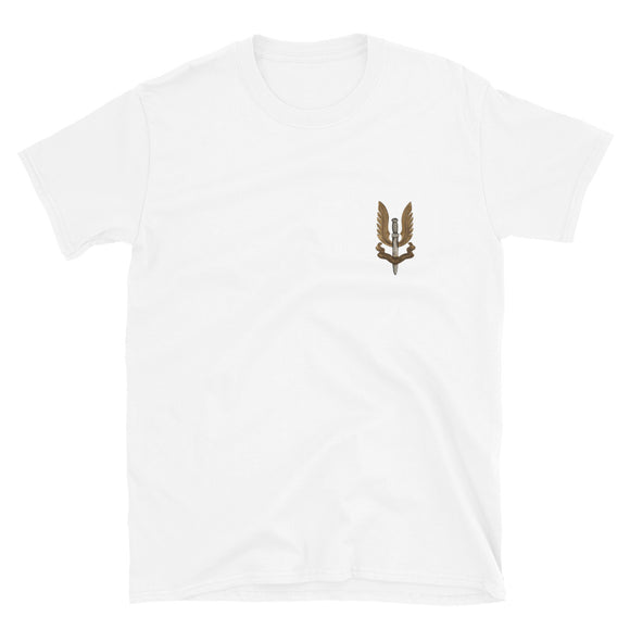 British Special Air Service SAS emblem T-Shirt