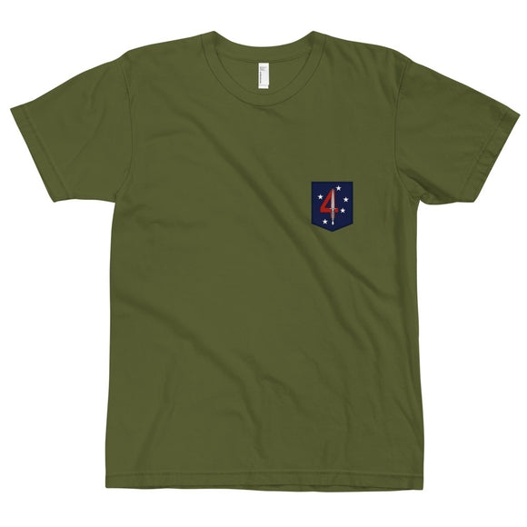 4th Marine Raiders T-Shirt