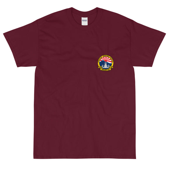 EOD Mobile Unit 5 Japan Det Short Sleeve T-Shirt