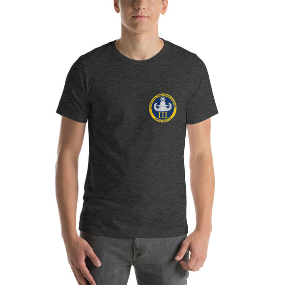 Navy EOD Mobile Unit 3 Short-Sleeve Unisex T-Shirt