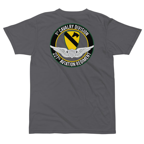 227th Aviation 1st Cavarly T-Shirt