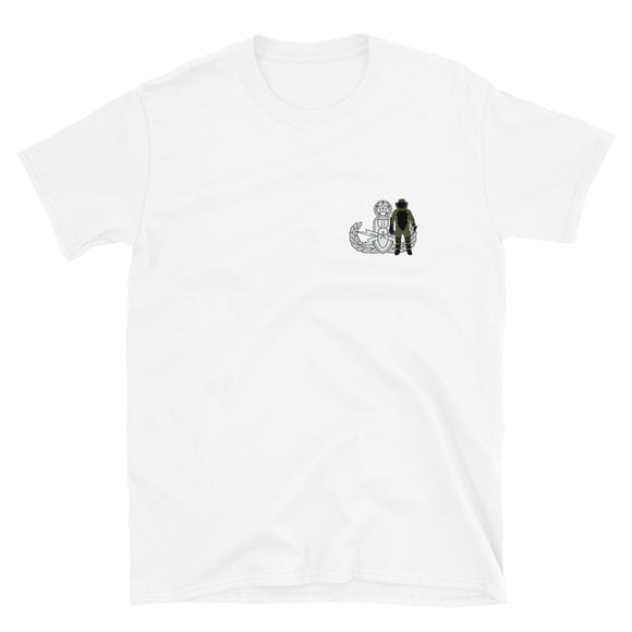 EOD Master Initial Success or Total Failure ISoTF Bomb Suit T-Shirt