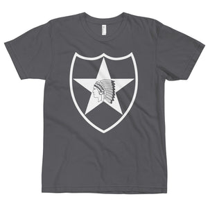 2nd Infantry stencil T-Shirt