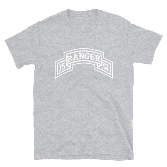 75th Ranger Scroll T-Shirt