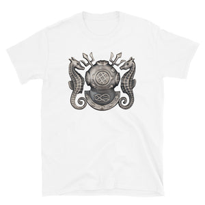 Master Diver Navy Badge T-Shirt