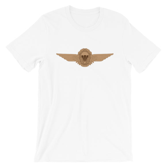 Parachutist Badge German Short-Sleeve Unisex T-Shirt
