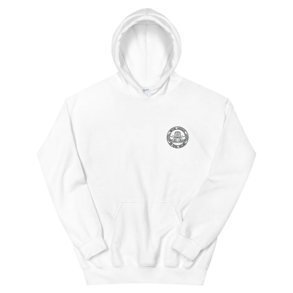 EOD Senior ISoTF Big Badge on Back Unisex Hoodie