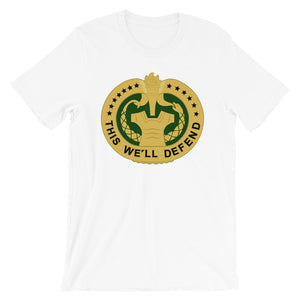 Drill Sergeant badge Short-Sleeve Unisex T-Shirt