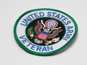 Army Veteran patch