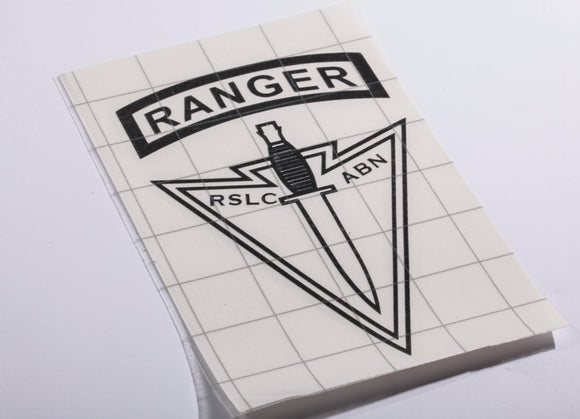 Reconnaissance and Surveillance Leaders Course Vinyl Decal