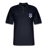 506th PIR Curr Ahee Men's Pique Polo Shirt - midnight navy