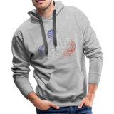 EOD Master RWB Men's Premium Hoodie - heather gray