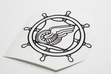 Transportation Branch Vinyl Decal